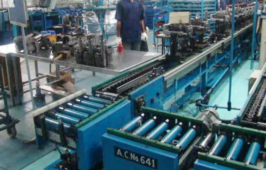 Powered Roller Conveyors Manufacturers in India